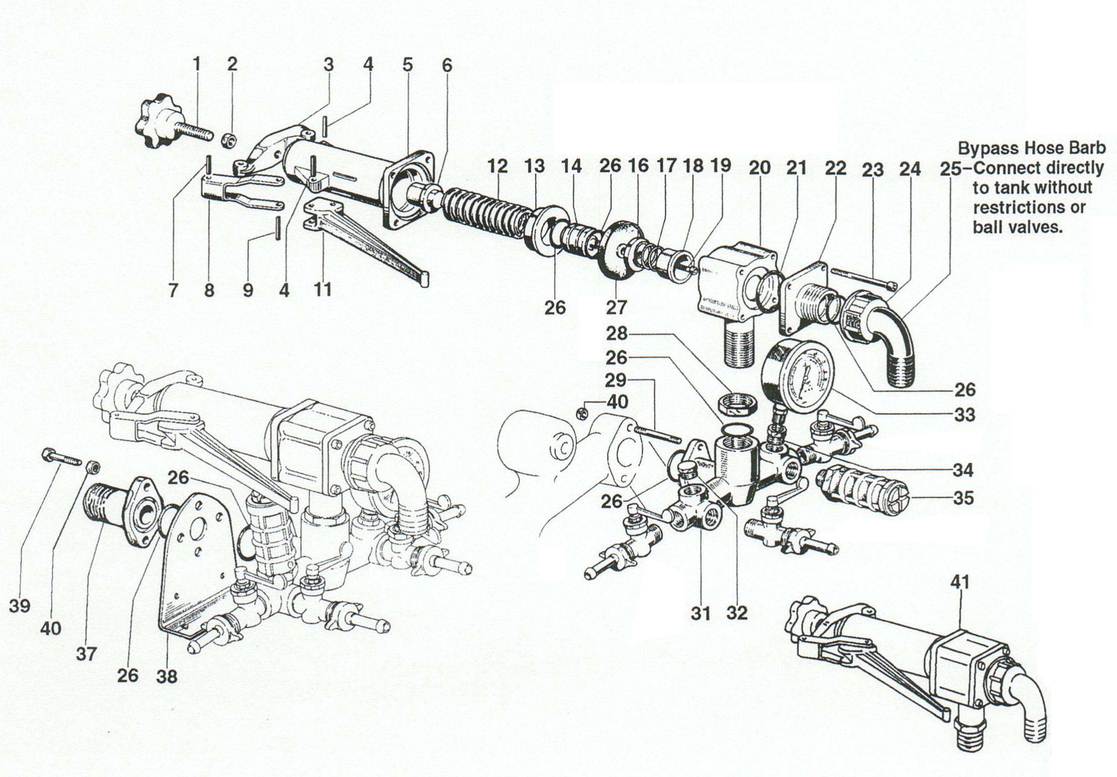 Hypro gs50gi control unit sprayer depot parts list pooptronica